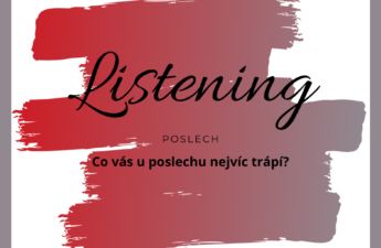 listening, poslech